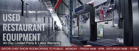 used commercial kitchen equipment chicago