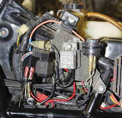 install switched relay dual horns mc how to motorcycle