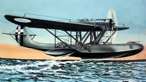 cant z501 world war ii and korea aircraft pinterest - Z501 Flying Boat