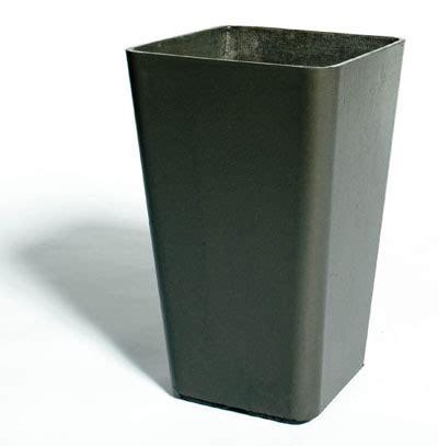 QUADRA Tall Planter Pots/ Outdoor Planter/ Design: NOVA68.com