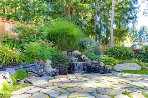 Landscaping Ideas For Hillside Backyard Hillside Landscaping Calimesa Ca Photo Gallery Landscaping Network
