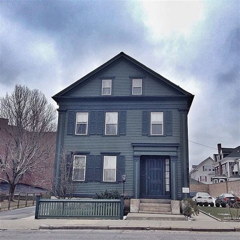 the lizzie borden house america s most haunted houses popsugar home
