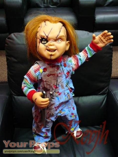 chucky movie prop for sale seed of chucky chucky replica movie prop