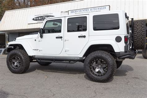 New White Jeep Wrangler 2015 Jeep Wrangler Rubicon Unlimited White