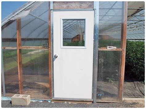 green house door insulated utility doors pre hung rimol greenhouses