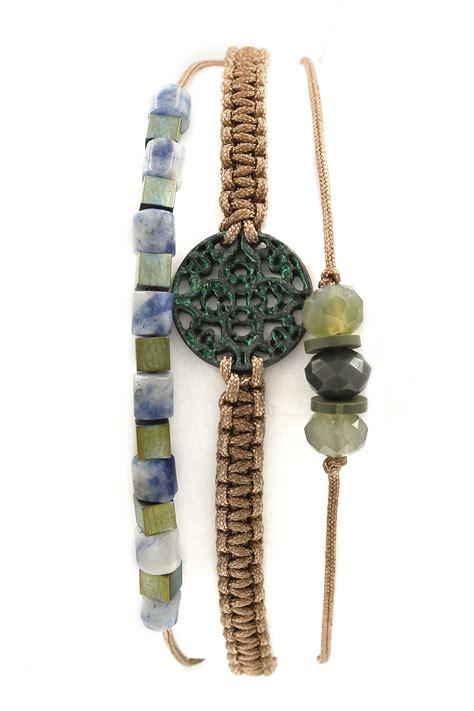 how to tie a bead bracelet faceted bead pull tie bracelet bracelets