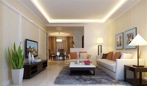 Ceiling Designs For Living Rooms Fall Ceiling Designs For Living Room 3d 3d House Free 3d House Pictures And Wallpaper