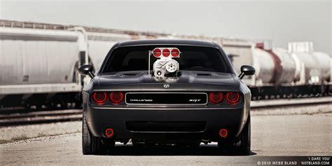 cult motorsports custom challenger srt  evil