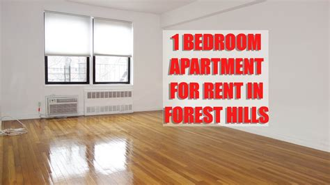 extra large  bedroom apartment  rent  forest hills queens nyc youtube