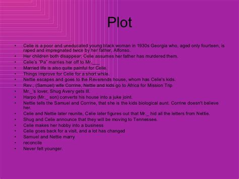 the color purple sparknotes the colour purple book synopsis murderthestout