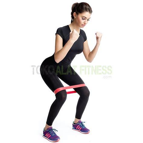 Dijamin Skipping Beban Berat Kettler Weighted Rope Kettler resistance band loop 2 4 lbs kuning toko alat fitness