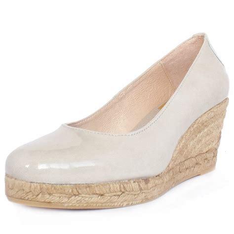 wedge shoe vidorreta celebration eco friendly espadrilles shoe