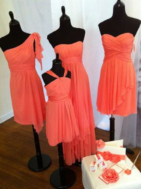 coral colored dress coral colored bridal dresses high cut wedding dresses