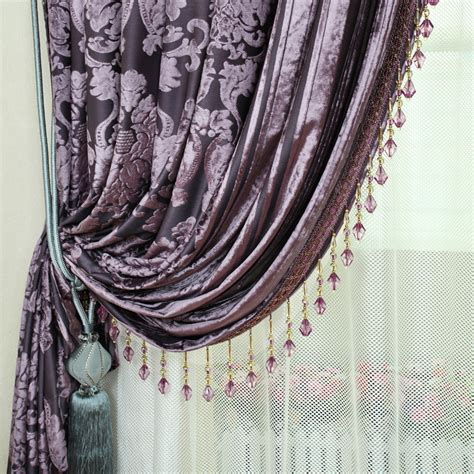 purple velvet curtains for sale purple velvet curtains promotion online shopping for