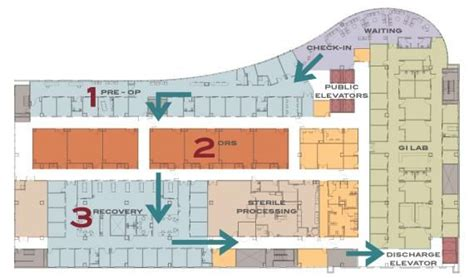 St Thomas Suites Floor Plan by 31 Best Images About Gastro On Pinterest Medical Center
