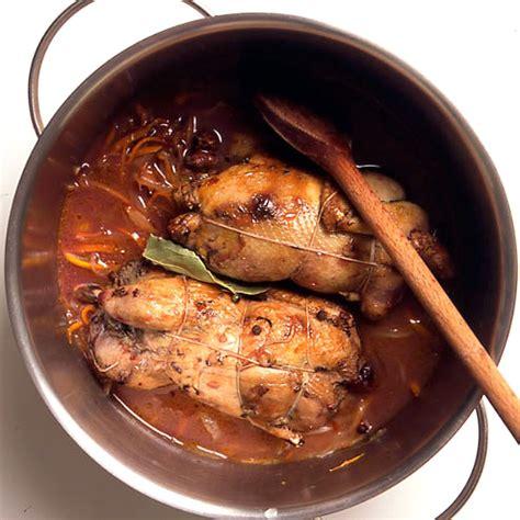 cocinar perdiz receta de la perdiz a la toledana recetas pollo
