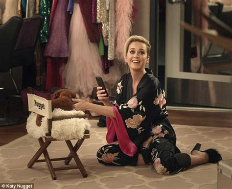 katy perry puppy katy perry s nugget wins a starring in a caign daily mail