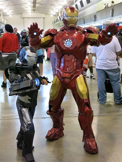 iron man mark iv mini warmachine cosplay follow
