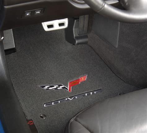 C6 Corvette Floor Mats by C6 Corvette Lloyd Floor Mats Velourtex Rpidesigns