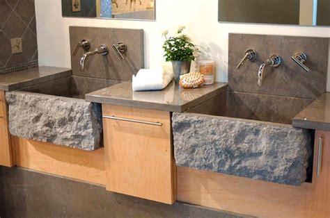 kitchen sinks austin tx nova blue limestone sinks maiden stone inc for the