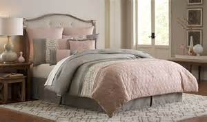 blush colored bedding essential home 8 comforter set blush clover home