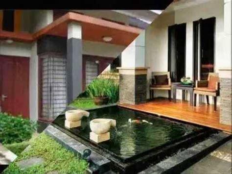 desain halaman teras rumah minimalis cantik idaman