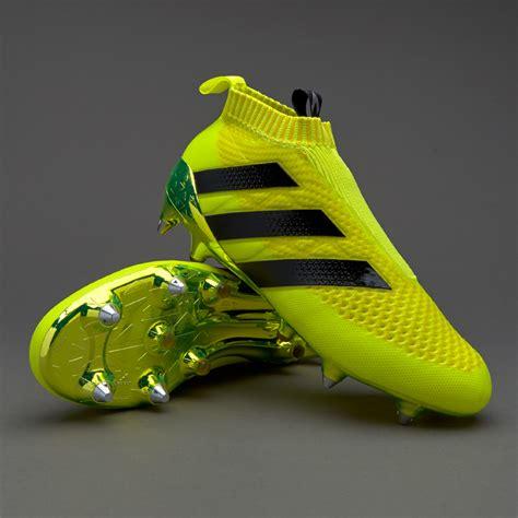 Sepatu Bola Adidas Ace 16 3 Fg Original S79715 Stellar Pack sepatu bola adidas ace 16 purecontrol sg solar yellow black silver metallic