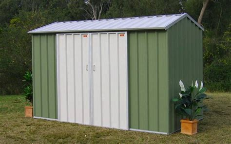 gable roof sheds products col western sheds