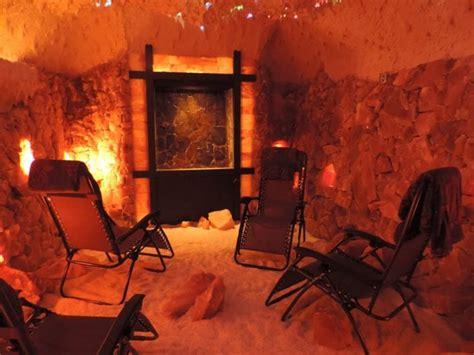 salt room nyc ellicottville salt cave halotherapy spa near buffalo is