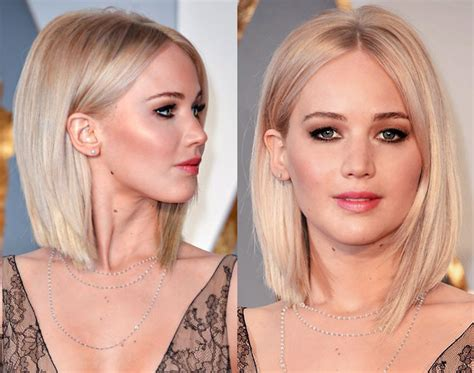 how to get your hair cut like jason statham jennifer lawrence at the 2016 academy awards h a i r