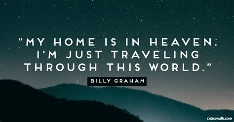 What Side Of Mba Lets You Travel Around The World by 40 Courageous Billy Graham Quotes