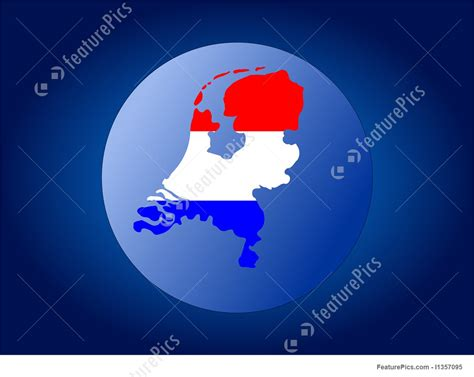 netherlands globe map netherlands globe stock illustration i1357095 at featurepics