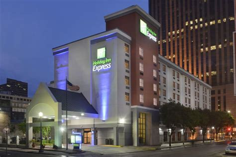 map of new orleans downtown hotels book inn express new orleans downtown in new