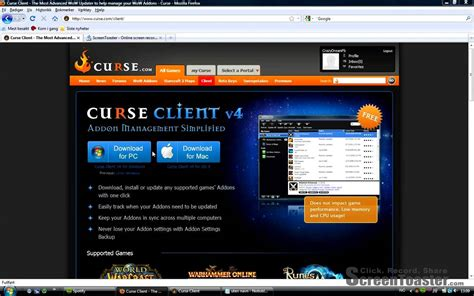 download youtube addon how to download and use curse client youtube