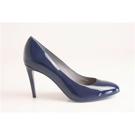 navy blue shoes kennel schmenger kennel schmenger court shoe in soft