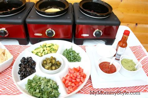hot dog bar toppings list build your own nacho bar my mommy style