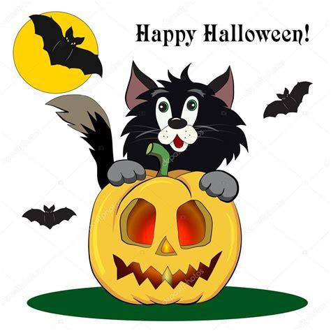 imagenes de halloween telarañas gato de dibujos animados de halloween archivo im 225 genes