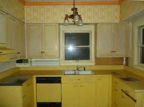 Painted Metal Kitchen Cabinets Steel Kitchen Cabinets History Design And Faq Retro Renovation
