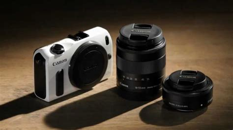 canon m introducing the canon eos m