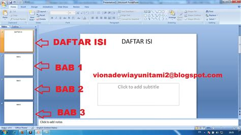 membuat hyperlink ppt cara membuat hyperlink microsoft power point roffi rengga