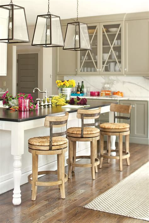 How To Decorate A Kitchen Bar by 15 Favorite Kitchen Counter Stools For 2016 Ward Log Homes