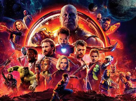 marvel film gross avengers infinity war becomes first hollywood movie to