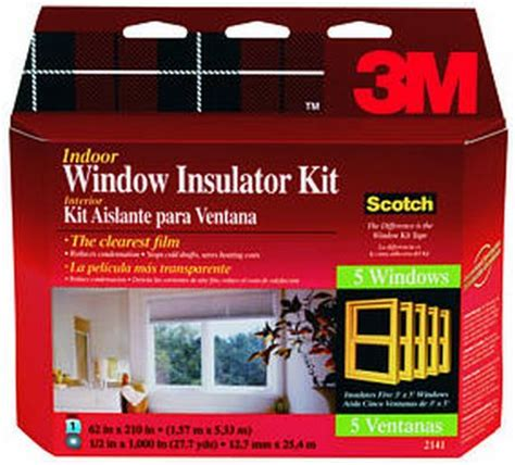 plastic window covering for winter window insulation toolmonger