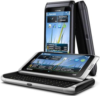 Handphone Nokia Qwerty informasi teknologi terbaru 2011 spesifikasi nokia e7