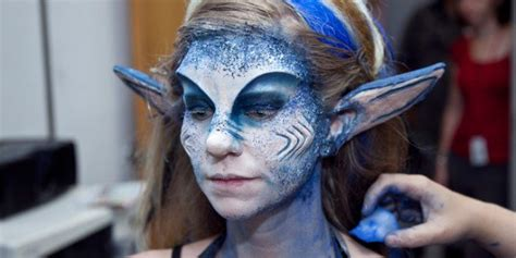 best special effects makeup 25 special effects makeup transformations you won t believe