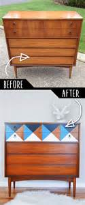 How To Paint Rattan Furniture by 36 Diy Furniture Makeovers Diy Joy