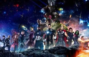 Infinity Wars Forum Les Russo Expliquent Comment Civil War Introduit