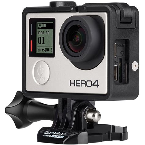 Go Pro Hero4 gopro hero4 silver chdby 401 b h photo