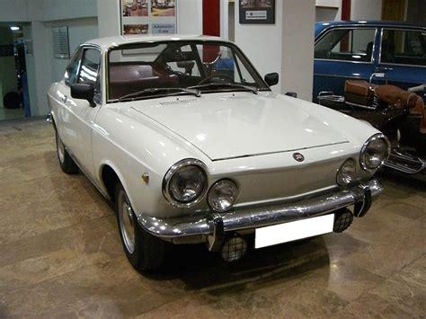 antequera classic seat 850 sport coupe 1971
