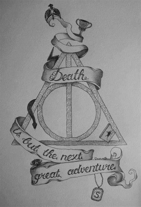 tattoo e paper harry potter tattoo quote tattoos pinterest awesome